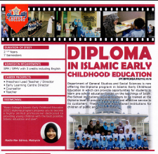 Islamic Early Childhood Education