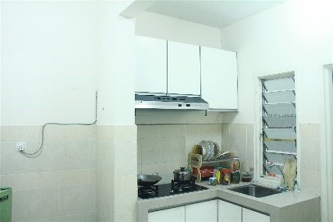 Hostel Kitchen Area (650 x 434)