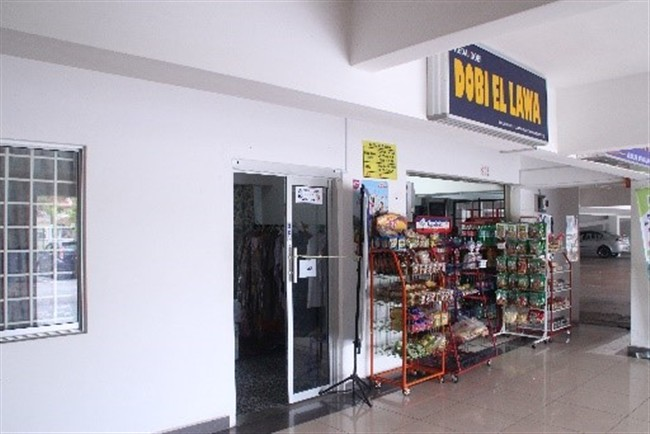 Hostel - Laundry & Sundry Shop Facilities (650 x 434)
