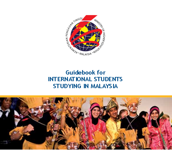 International Student Guide Book