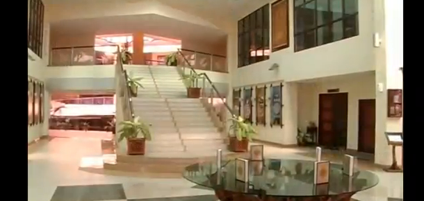 Restu College Lobby