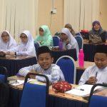 Bengkel Khat Restu International College di SAM Nurul Iman