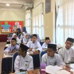 Bengkel Khat Restu International College di SAM Nurul Iman