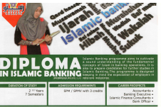 Diploma In Islamic Banking Brochure
