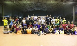 Pertandingan Futsal Restu International College