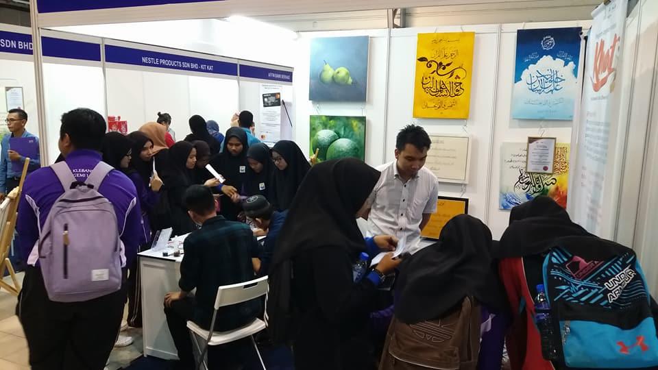 Karnival Pendidikan Melaka Restu College